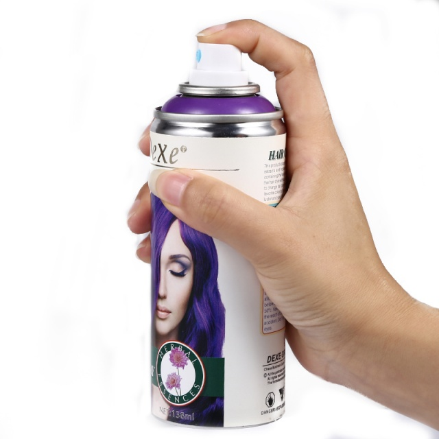 Professional Hair Dyeing Spray