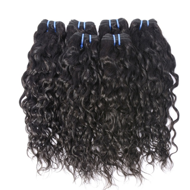 Beautiful Curly Natural Brazilian Hair Extension