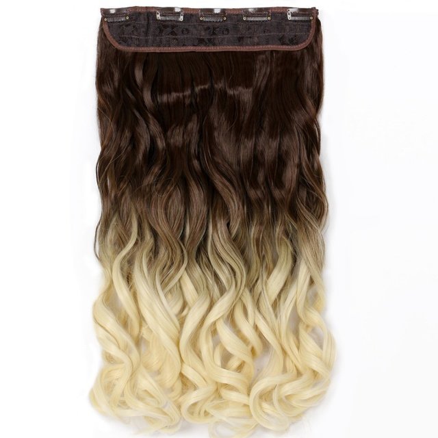 Beautiful Wavy Synthetic Hair Extension