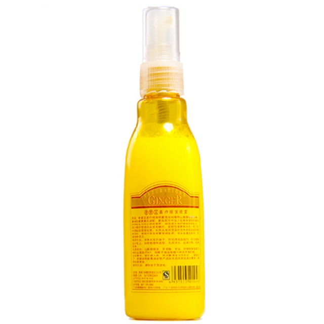 Ginger Hair Repairing Spray